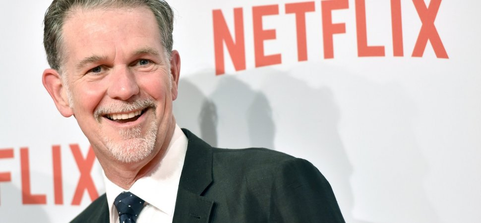 Image result for reed hastings
