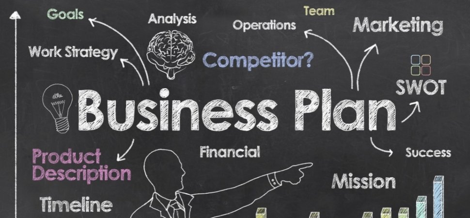 business plan i