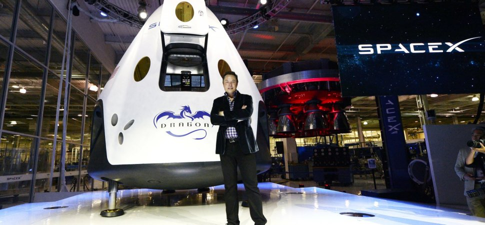 Elon Musk Has Outlined His Plan to Get 1 Million People to Mars on SpaceX Rockets