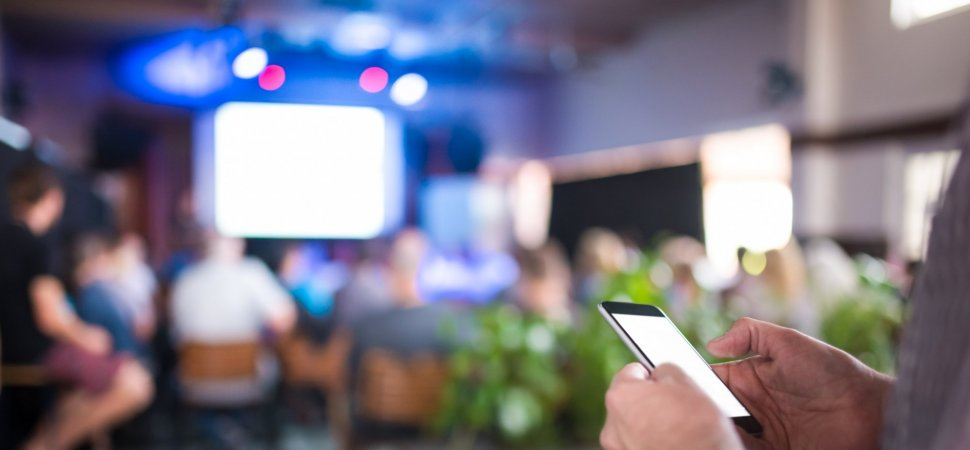 Will Millennials Kill Conferences? Not If Events Have This