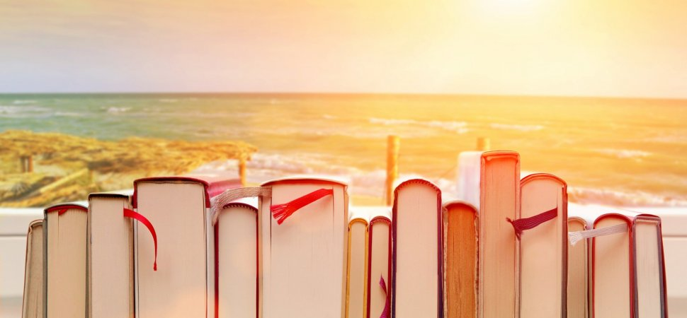 19 Summer Books That Are Perfect for Vacation--and Being More Successful When You Get Back
