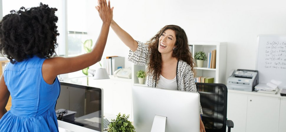 Harvard Research Says You're 40 Percent More Likely to Get a Promotion If You Do This 1 Thing