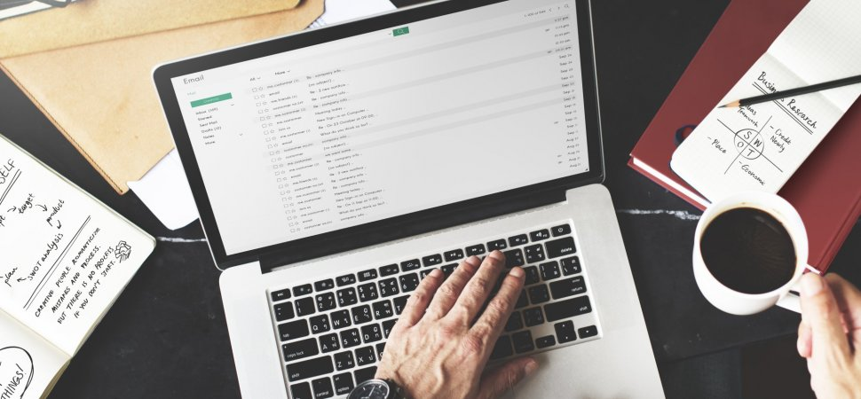 inc.com - John Hall - 3 Reasons Email Can Make You Amazing at Content Distribution