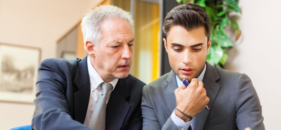 Chasing Down a Mentor to Help You Grow? Be Ready to Answer These 4 Questions