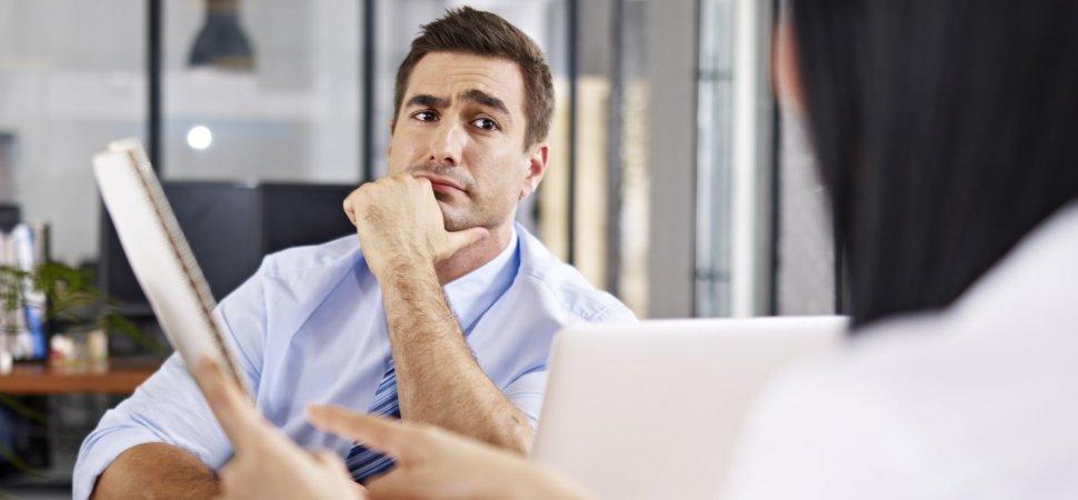 Beautiful 12 Mind Altering Ideas To Eliminate Interviewer Bias | Inc.com