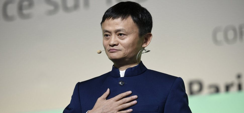 Alibaba CEO Jack Ma: If You Want Your Life to Be Simple, Don't Be the Leader  image