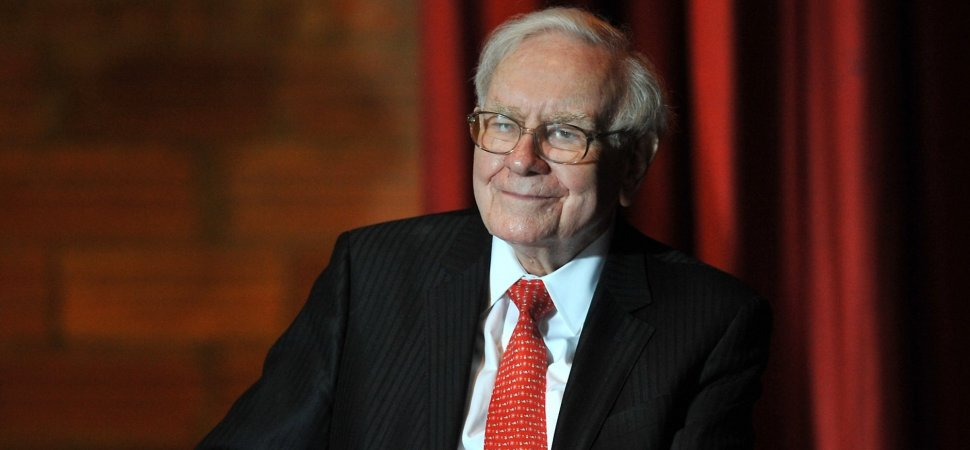 Warren Buffett Says This Is the Rule He Would Live By to Be Happier, if He Could Start All Over Again
