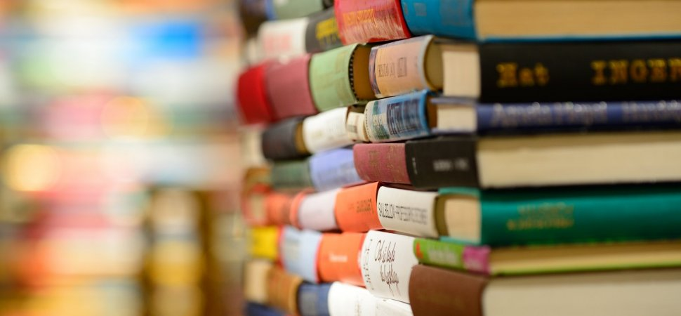 24 Books for Anyone Who Wants to Get Ahead in Life - Inc.