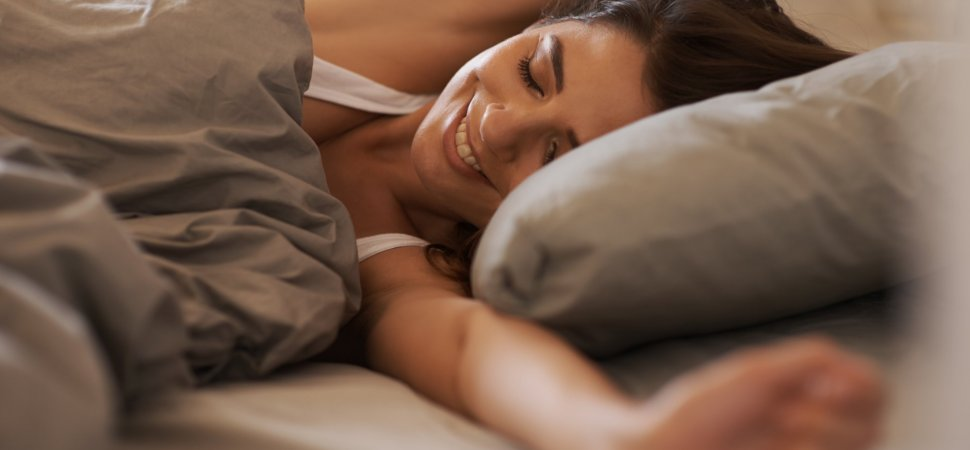 This 4-Minute Bedtime Routine Will Help You Sleep Soundly (It Might Even Change Your Life)