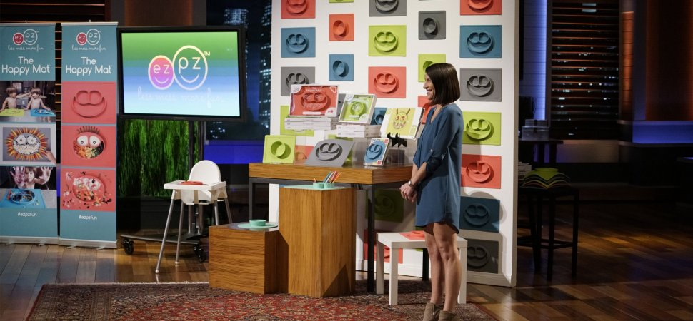 Gutsy Shark Tank Contestant Seeks 20 Million Valuation
