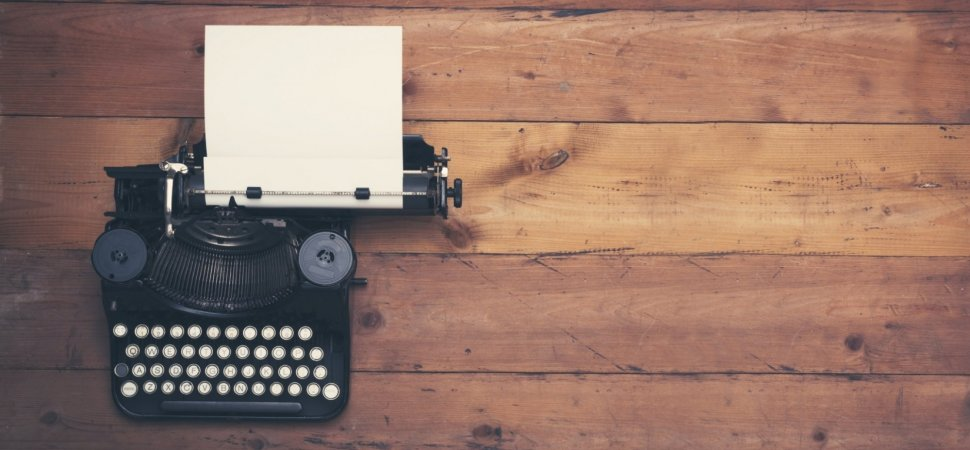 Why Your Company Needs To Hire A Writer And How To Find The Right  Why Your Company Needs To Hire A Writer And How To Find The Right One