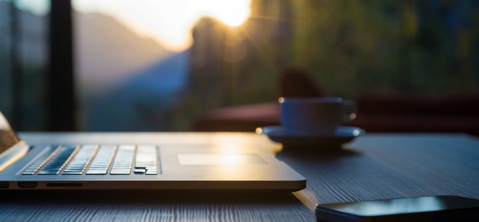 5 Rituals to Kick Off a Great Day at Work | Inc com