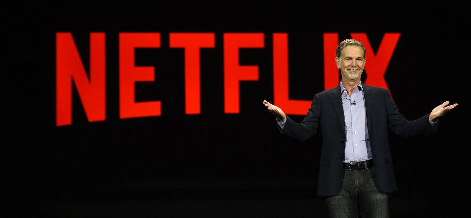 Netflix Employees Are Happier With Their Job Than Facebook or Google Employees