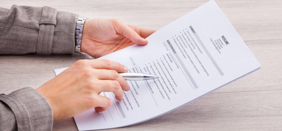 6 simple resume hacks to help land your dream job inc com