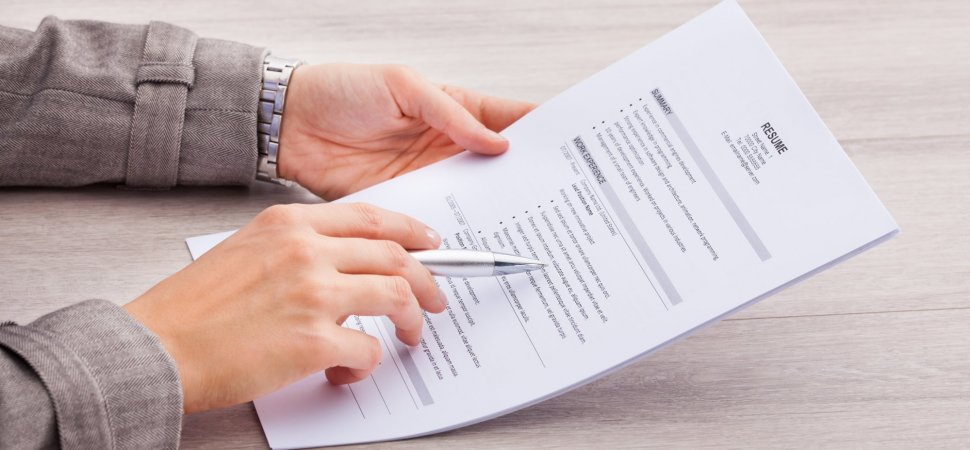 85 Percent Of Job Applicants Lie On Resumes Here S How To Spot A
