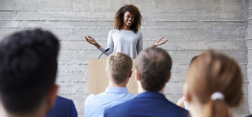 Why You Should Practice Your Presentation 10 Times Before Taking Stage