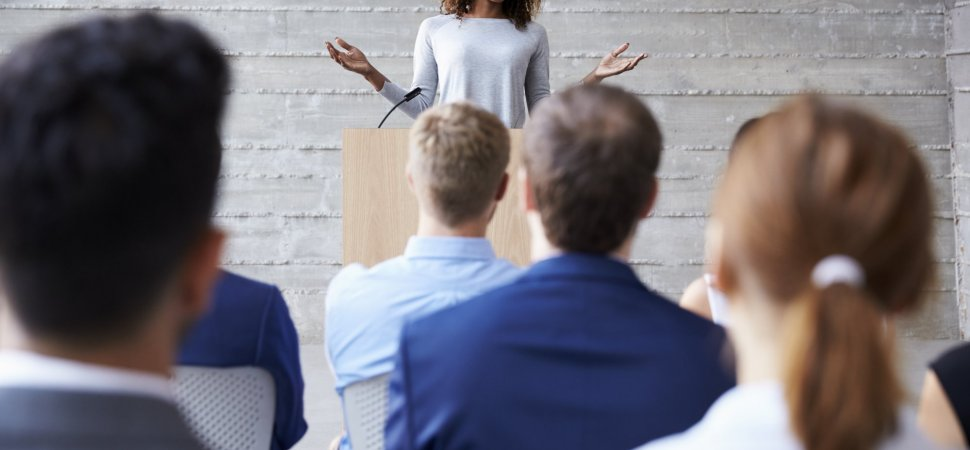 10 simple ways to improve your public speaking skills