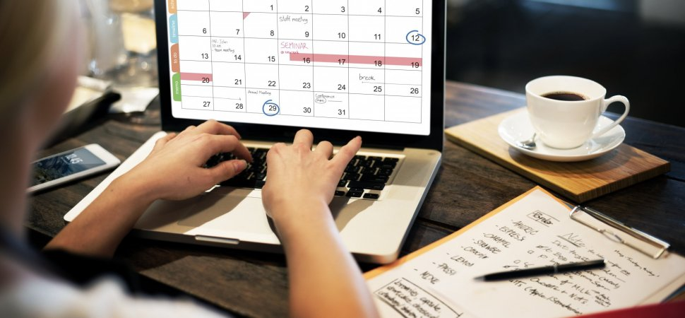 When Less Is More: Scheduling Techniques to Get More Work Done in Less Time