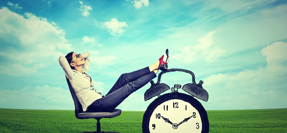 The 3 Time-Management Habits of Millionaires
