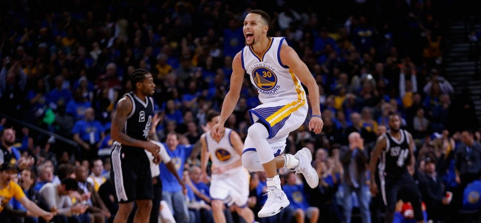 In 4 Words, the NBA's Stephen Curry Reveals the Mental Strategy That Makes Him a Star