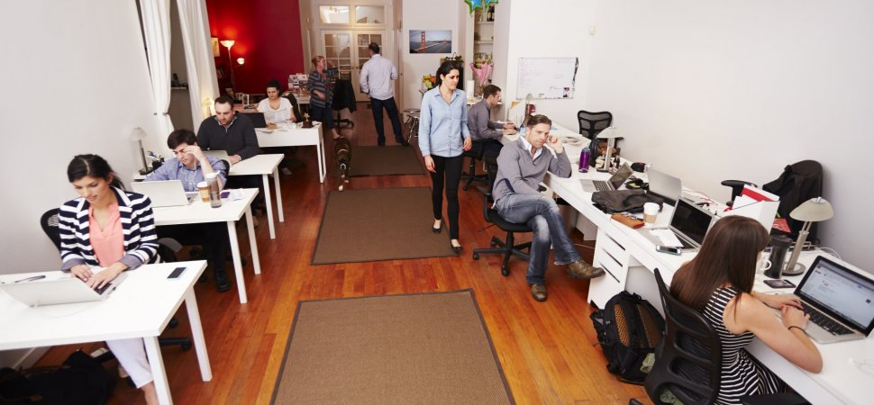 Open Plan Offices Make People Lonelier
