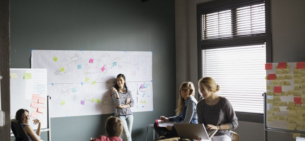 Lean Startup vs. Design Thinking: What Works?