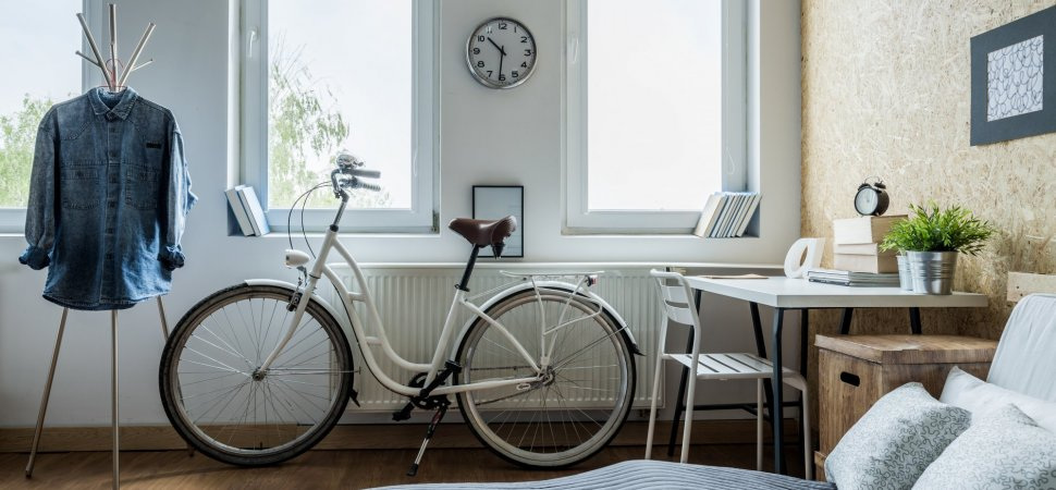 How To Squeeze A Home Office Into A Small Space 7 Tips