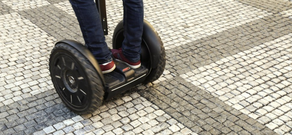 Why Electric Scooters will Succeed Where Segway Failed | Inc com
