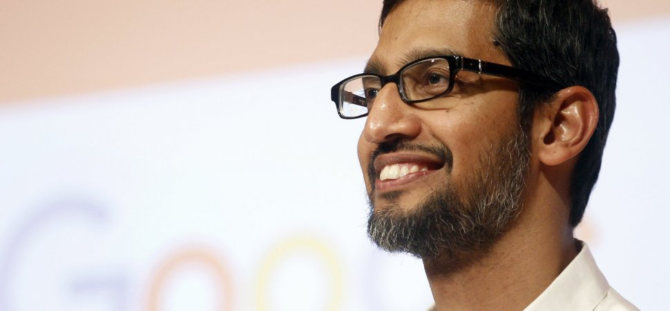 Would You Lie to Look Smart in an Interview? Sundai Pichai Didn't -- That's Why He's Google's CEO | Inc.com