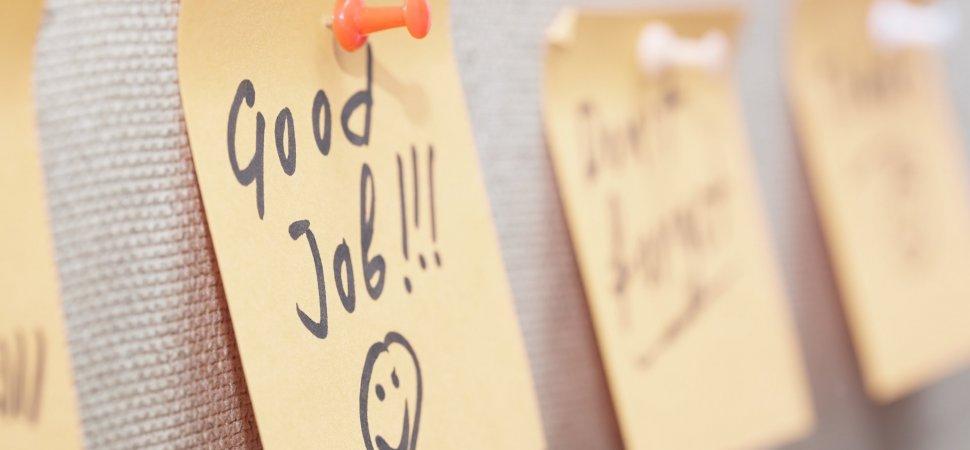 Αποτέλεσμα εικόνας για Are Employee-Recognition Programs Bad for Productivity?