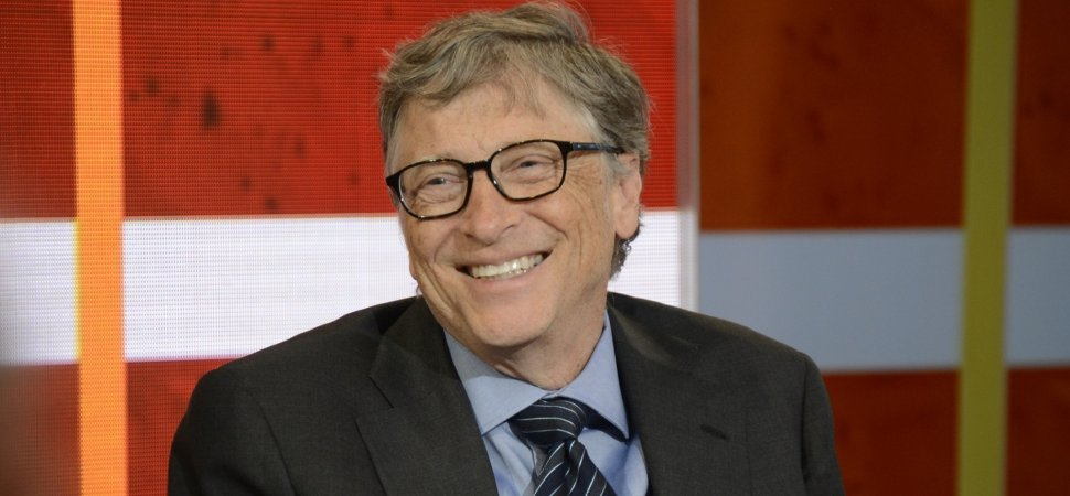 how did bill gates changed the world