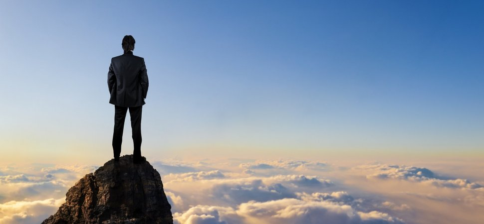 Image result for lonely at the top