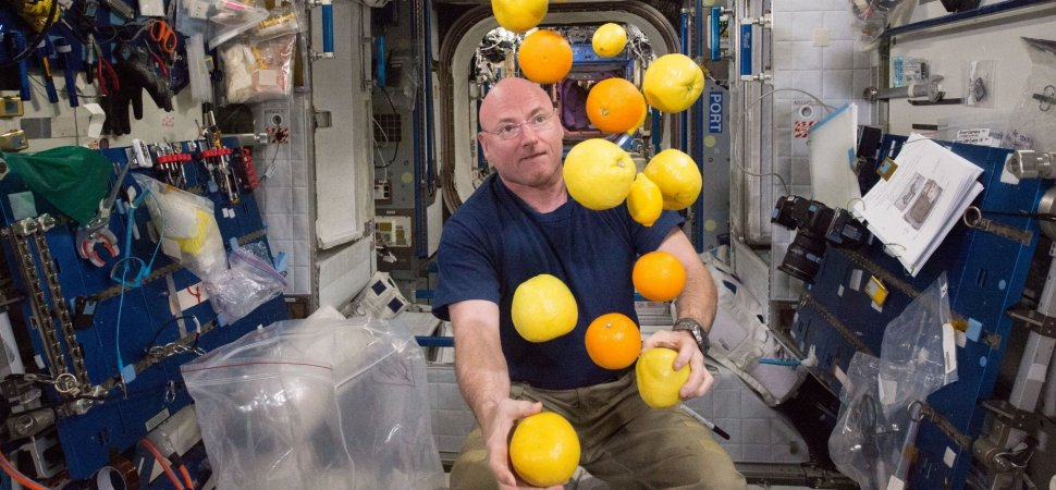 NASA Astronaut Scott Kelly Spent 340 Days in Space. Here Are His Best Tips for Handling Isolation - Inc.
