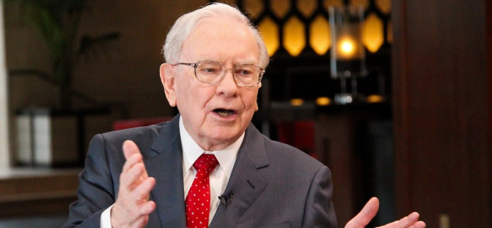Warren Buffett Looks for Intelligence and Initiative When Hiring People. But Without This Third Trait, 'the First Two Will Kill You'