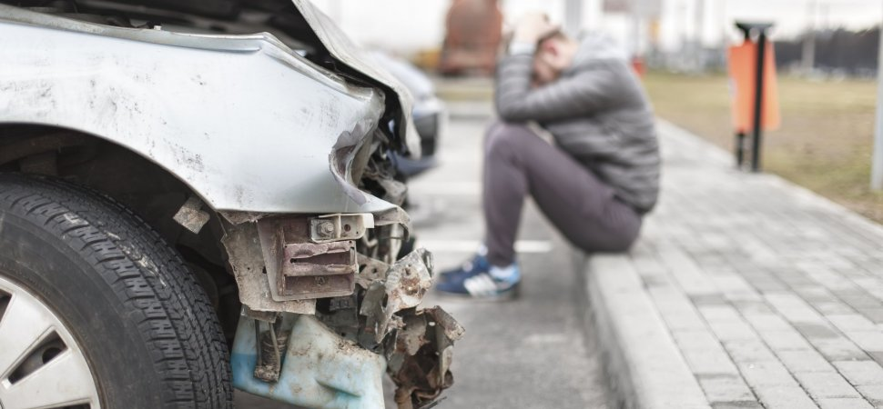 Best option for selling an accident damaged car