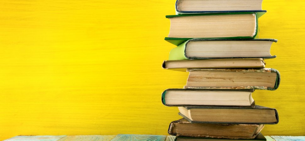 26 Favorite Books of High Achievers