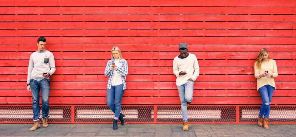 Neuroscience: Millennials Need to Lay Off the Social Media
