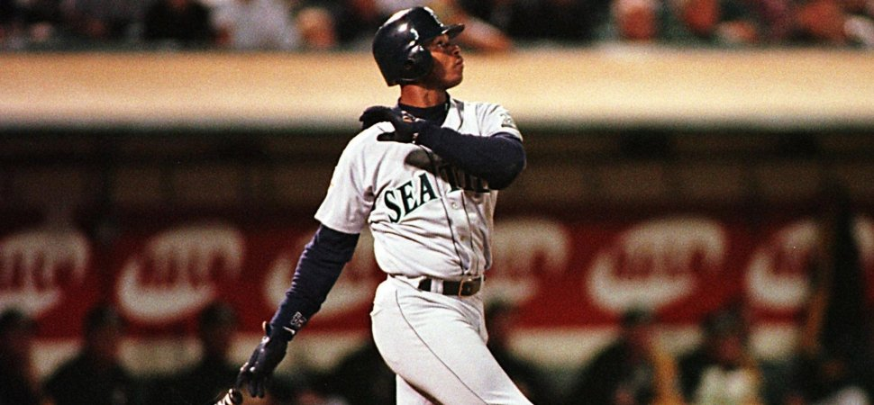 dfa6c1cedd How Ken Griffey Jr.'s Rise to the Hall of Fame Was Fated, but Not ...