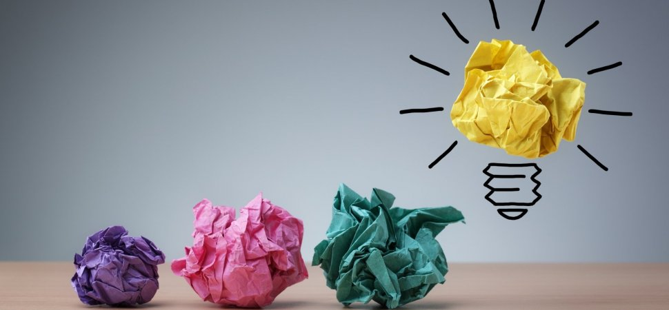 Science Says You Should Act On Your Business Idea Even If It S Bad