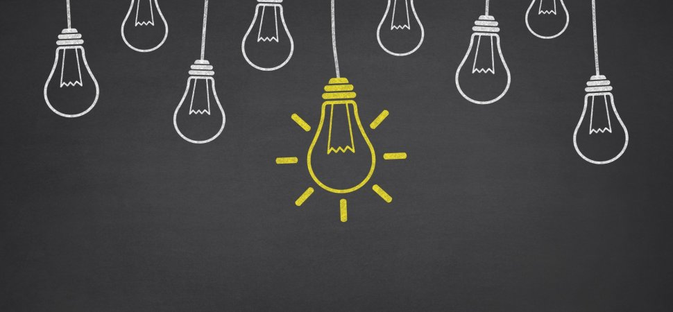 How to Keep Good Ideas Flowing: 4 Strategies Every Good Leader Needs to Know