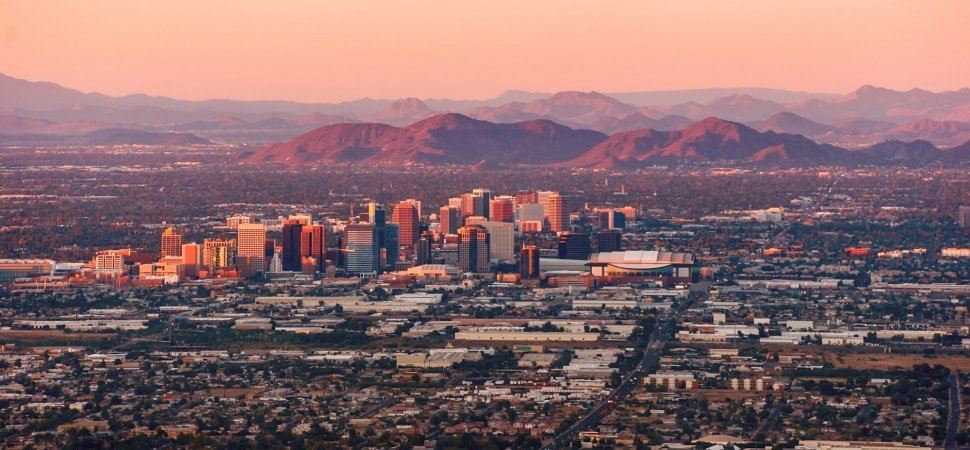 Welcome to Phoenix, Where There's a Ton of Startup Talent, Less Red Tape, and Houses Your Employees Can Actually Afford