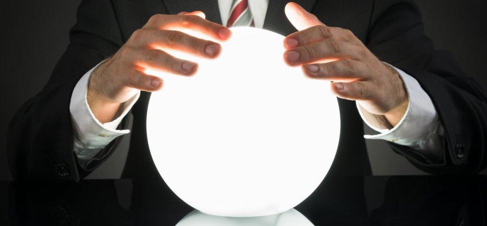 Predictive Leadership  - cover