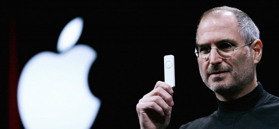 13 Years Ago, Steve Jobs Said 1 Thing Made All the Difference in His Life