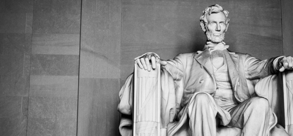 150 Years Before Twitter, Abe Lincoln Discovered How to Avoid Getting Angry on Social Media