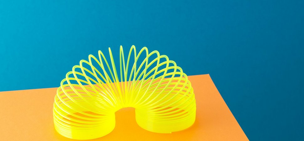 Before There Were Fidget Spinners: 6 Odd Facts About Slinky That ...