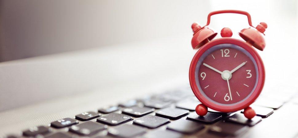Don't Let Deadlines Waste Your Time image