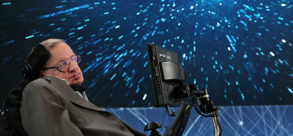 17 Stephen Hawking Quotes That Will Inspire You (and Leave You Dreaming of the Stars)