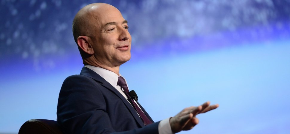 Why Every Leader Should Try Jeff Bezos S Infamous Question Mark