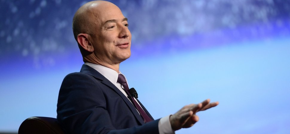 Jeff Bezos Uses This Strategy to Make Better, Faster Decisions