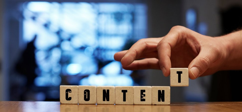 5 Types of Content Your Company Should Invest Time in Creating